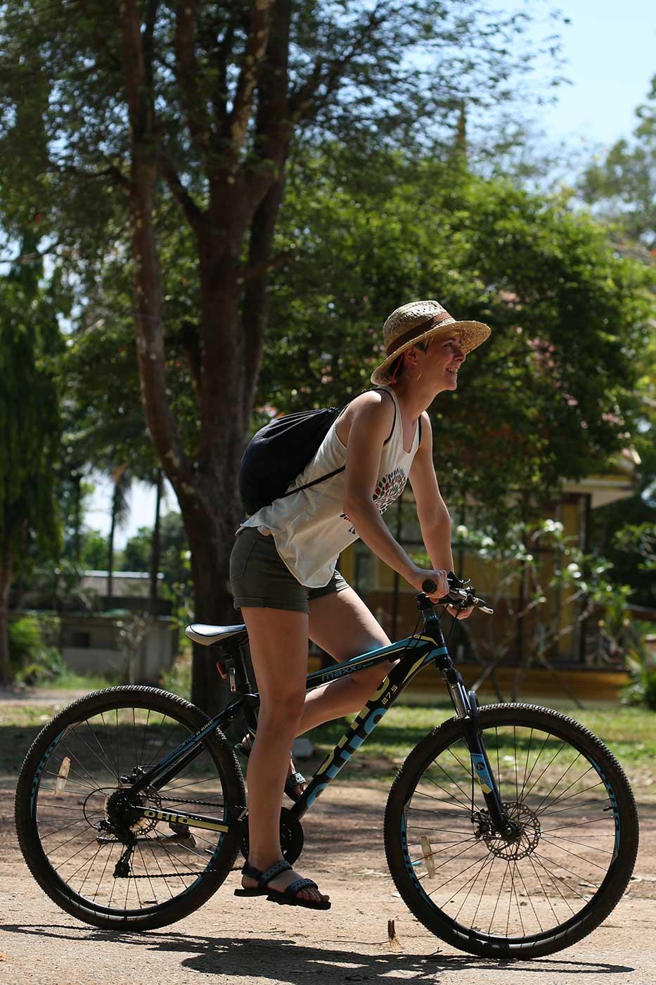 Khao Sok bicycle tour
