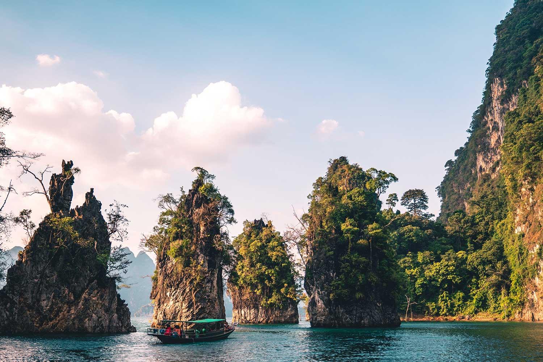 Khao Sok safari and national park tour