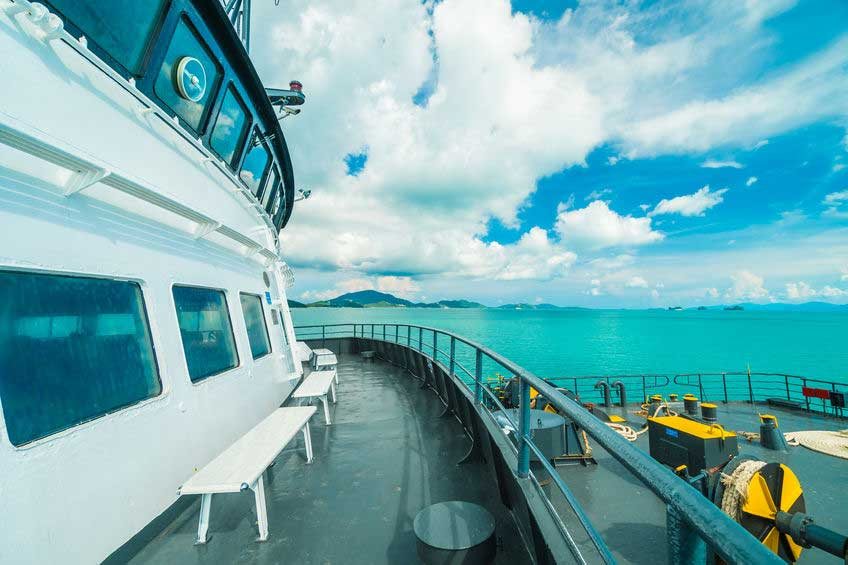 How to get from Khao Sok to Koh Samui