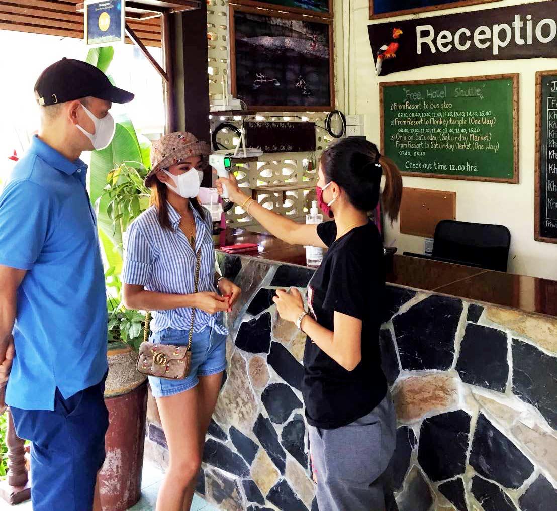 Impact of coronavirus at Khao Sok