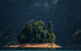 The history of khao sok national park