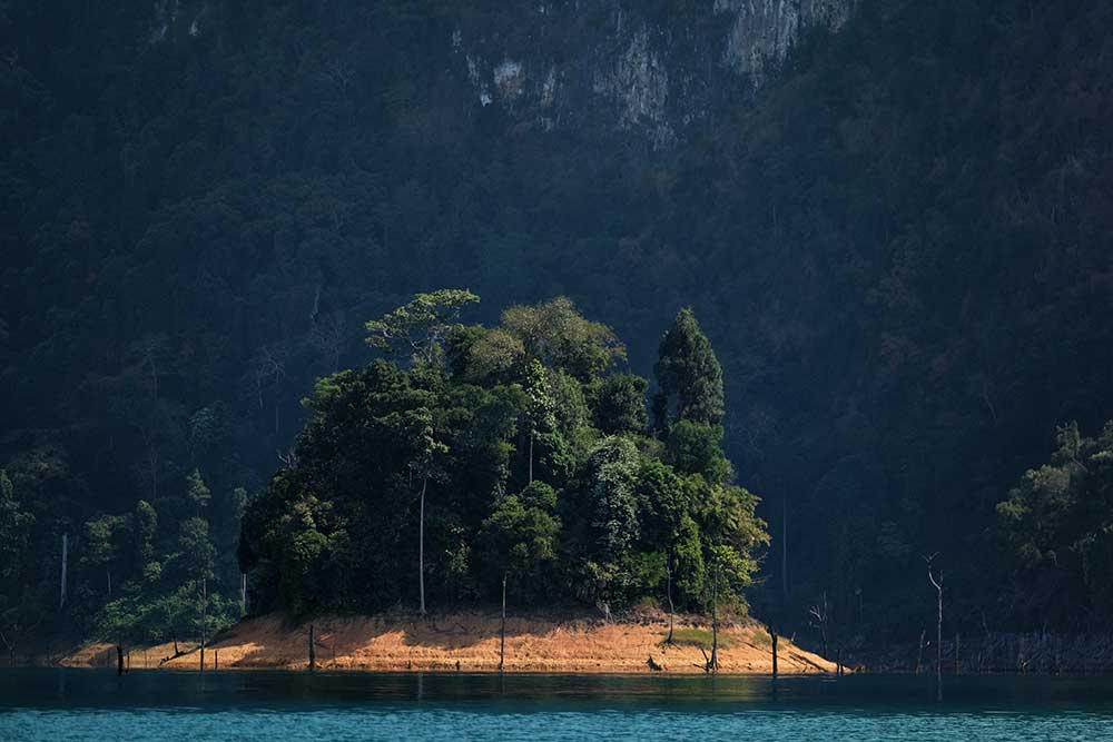 The history of khao sok national park