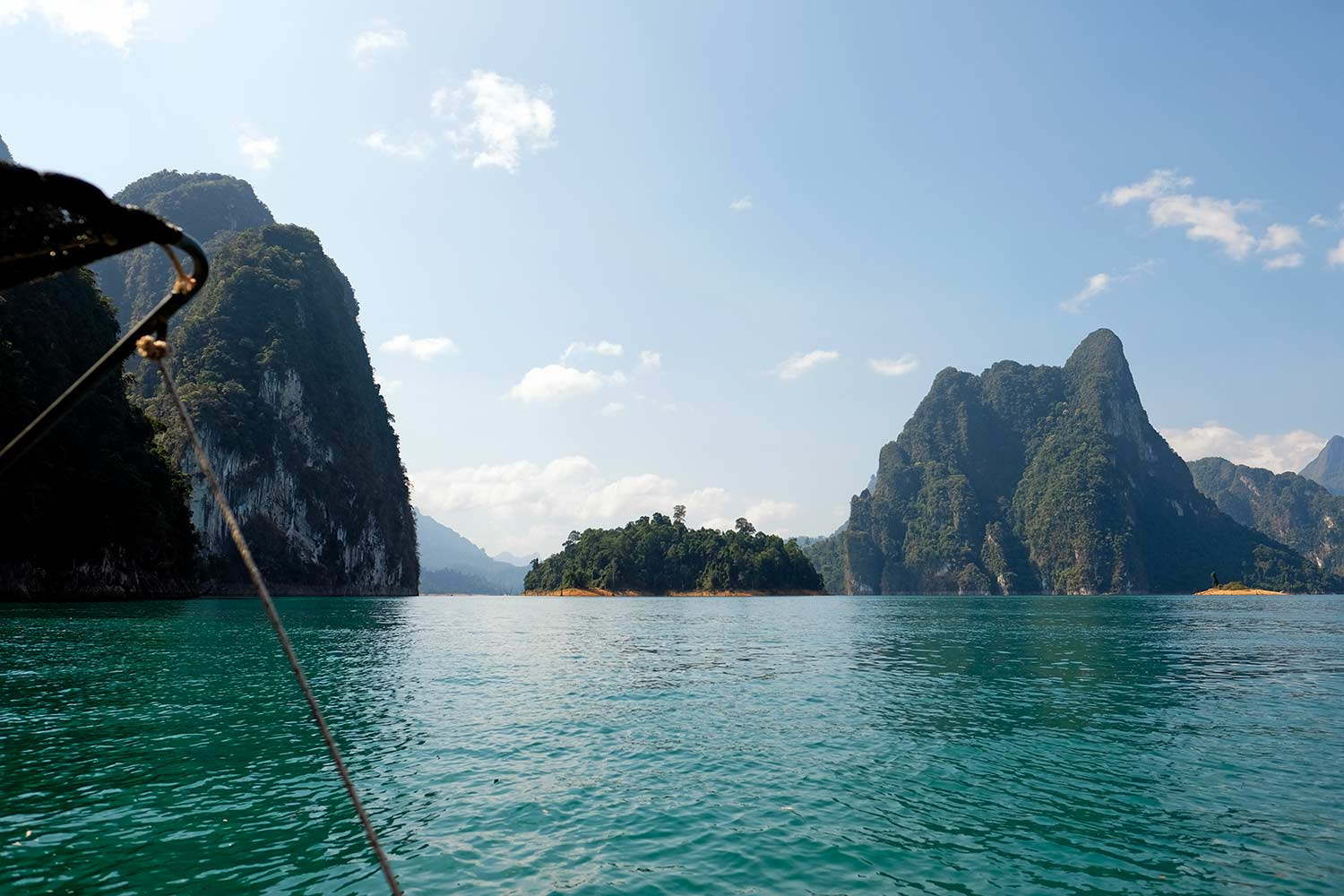 Impact of coronavirus at Khao Sok