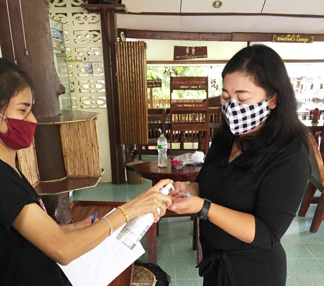 Khao Sok restrictions