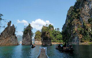 Cheow Lan Lake Geography