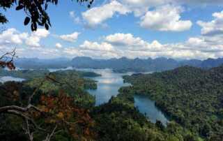 Khao Sok lake Hikes