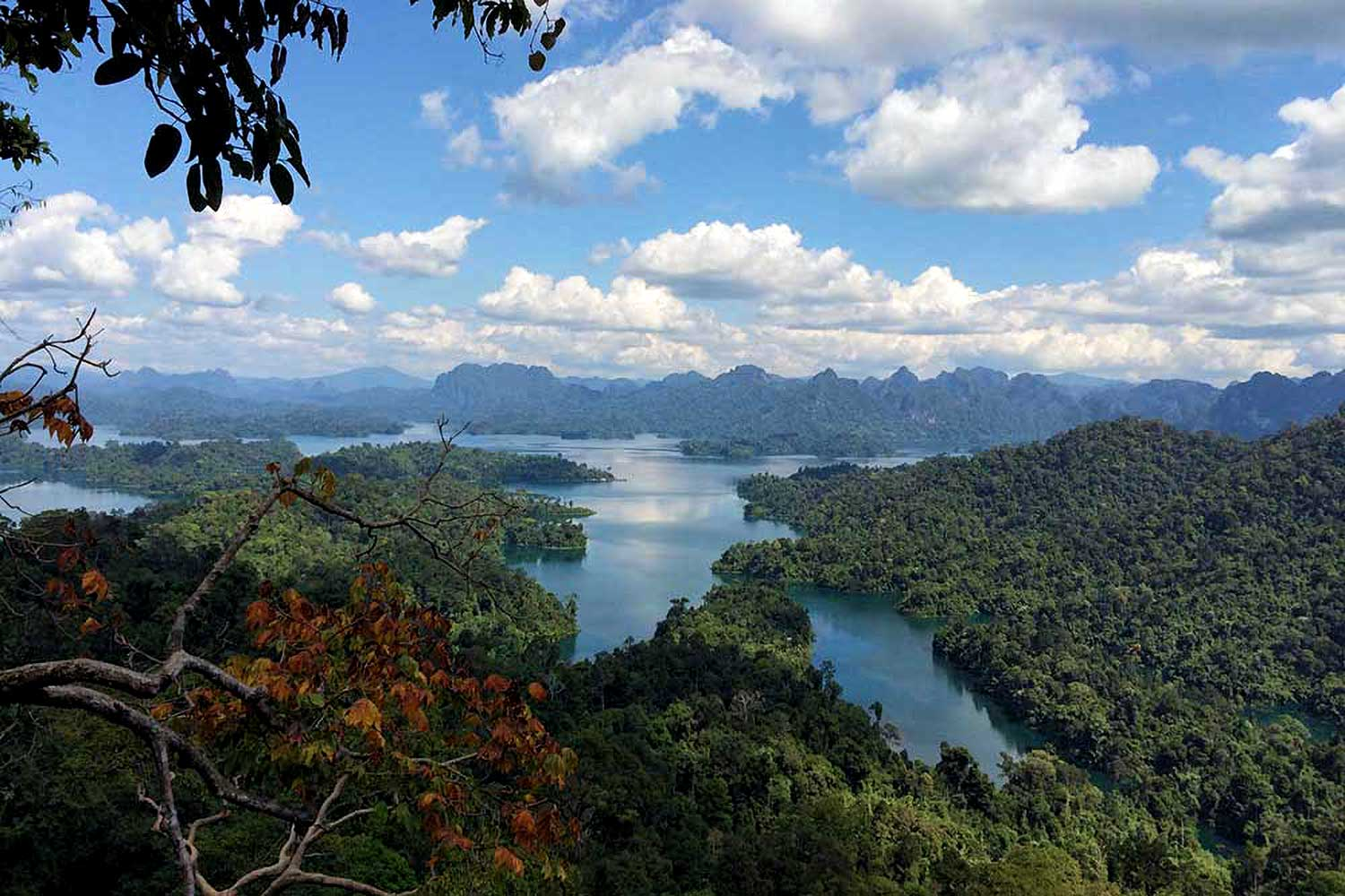 Khao Sok lake Hikes