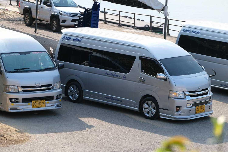 Khao Sok transport